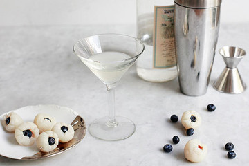 A Spooky Halloween Cocktail You'll Actually Want to Drink