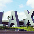 14. Los Angeles International Airport: Los Angeles, CA