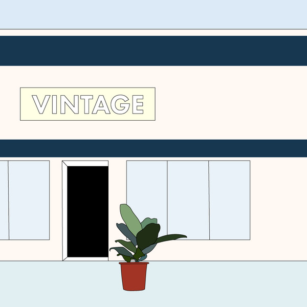 Going Green With Vintage
