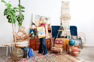 Emily Henderson Partners With Chairish to Auction Off Her Own Personal Decor Treasures