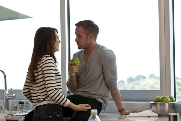 Marvelous Emma Stone And Ryan Gosling Play Nice Pharrell Just Bought Beutiful Home Inspiration Ommitmahrainfo