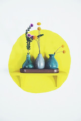 A Bright Spot at Home: DIY Art For Your Walls