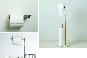 7 Toilet-Paper Holders You'd Be Proud to Put on Display