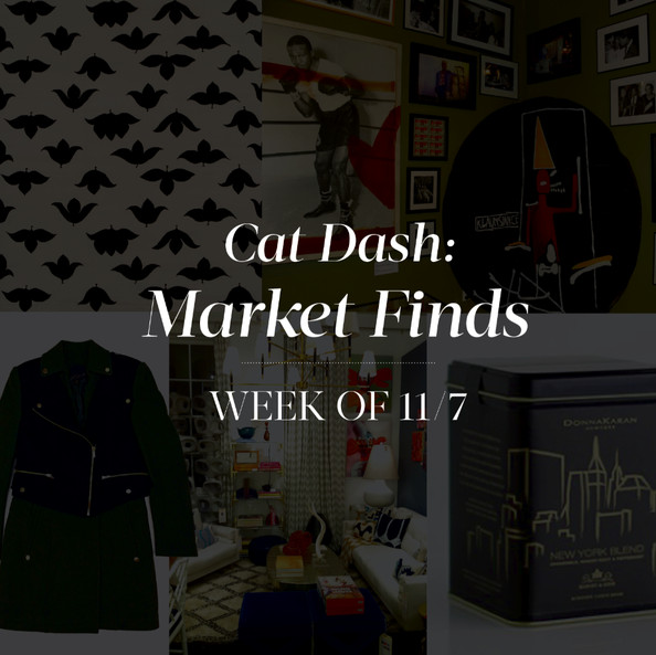 Market Finds: Week of November 7th
