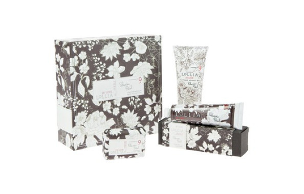 In Love Bath Gift Set by Lollia from Layla Grayce