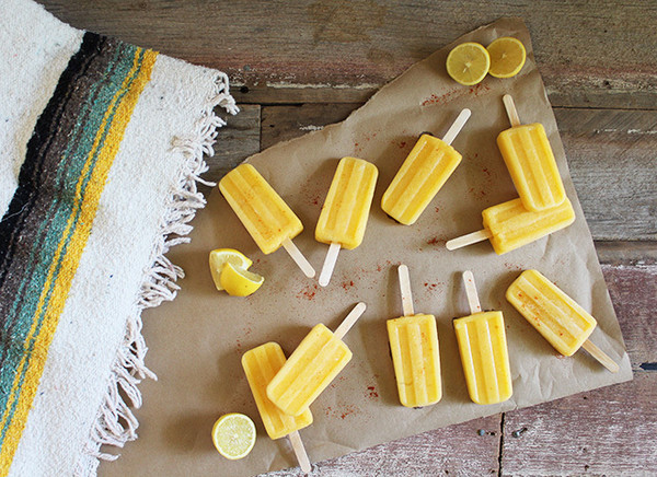 Pineapple Mango Cayenne Paletas - 23 Cool Summer Popsicles ...
