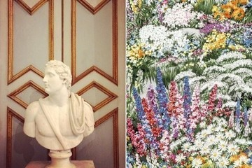 Unique Gift Wrap Ideas, an Epic Before & After Makeover, and a Chic Roman Holiday