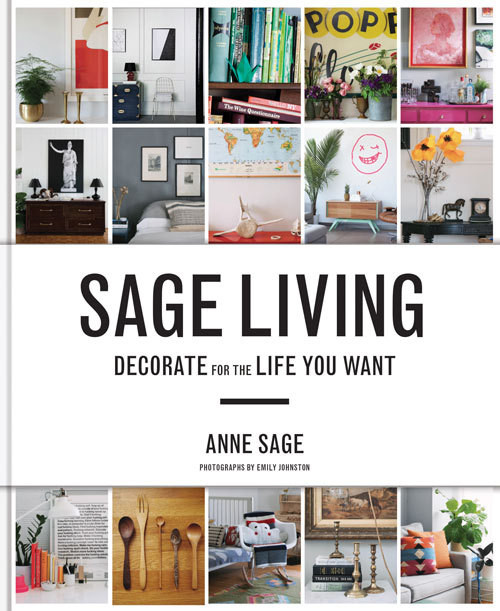 Anne Sage's New Book is a Lesson in Living Well