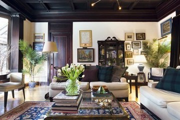 Home Tour: An Architectural Gem with a Collected Interior