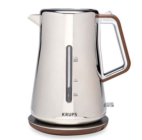 Krups Silver Art Collection BW600 Electric Kettle