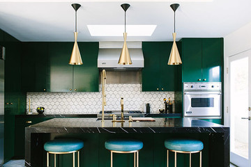 Pinterest Board Of The Week: Gorgeous Green Interiors