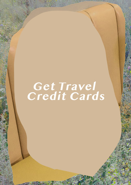 Get Travel Credit Cards