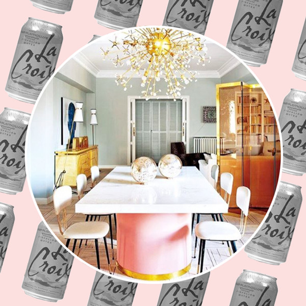 How To Decorate Like Your Favorite La Croix Flavor