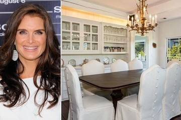 Brooke Shields's Pacific Palisades Beach House is For Rent