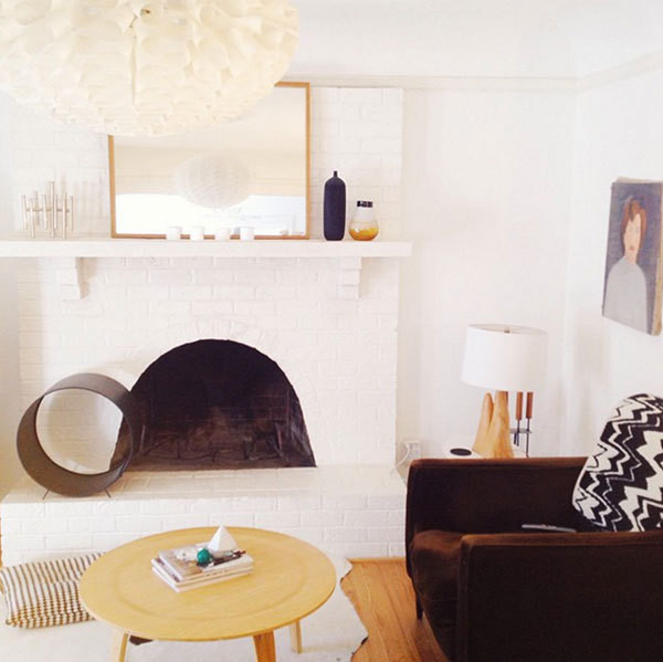 Instagram Home Tour: Ashley Goldberg