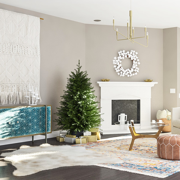 Designers Share Their Best Holiday Decorating Tips