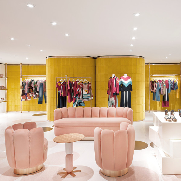 Retail Spaces That Double As Interior Inspo