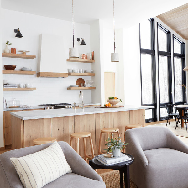 See How This Minimal Idaho Guest House Breaks The Mold