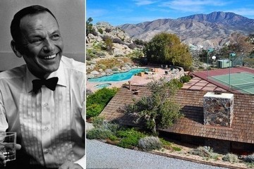 Frank Sinatra's California Compound Is For Sale