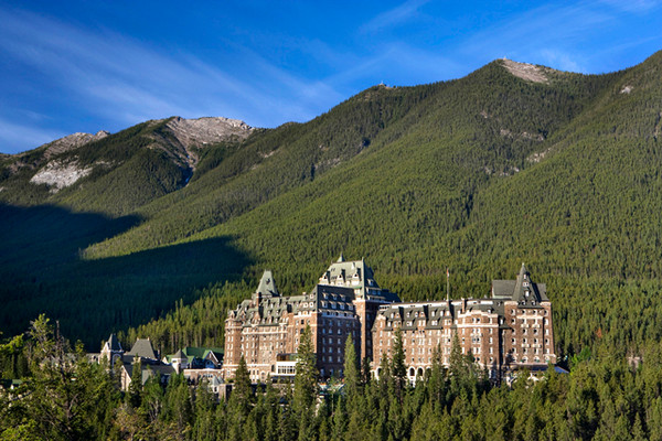 The Fairmont Banff Springs Hotel