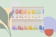 Behind The Colorful Glassware Taking Over Everyone's IG Feed