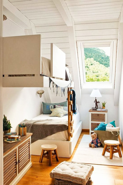 Higher Bed For Higher Ceilings