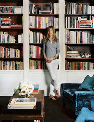 How Julia Leach Created One of Lonny's Most Iconic Spaces
