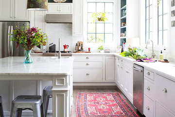 Stylish Kitchen Rugs That Will Liven Up Your Space