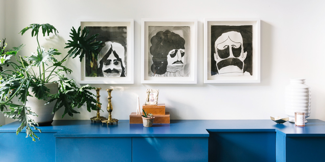 Your Guide To Starting Your Grownup Art Collection