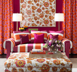 Diane von Furstenberg On Her New Collection for Kravet