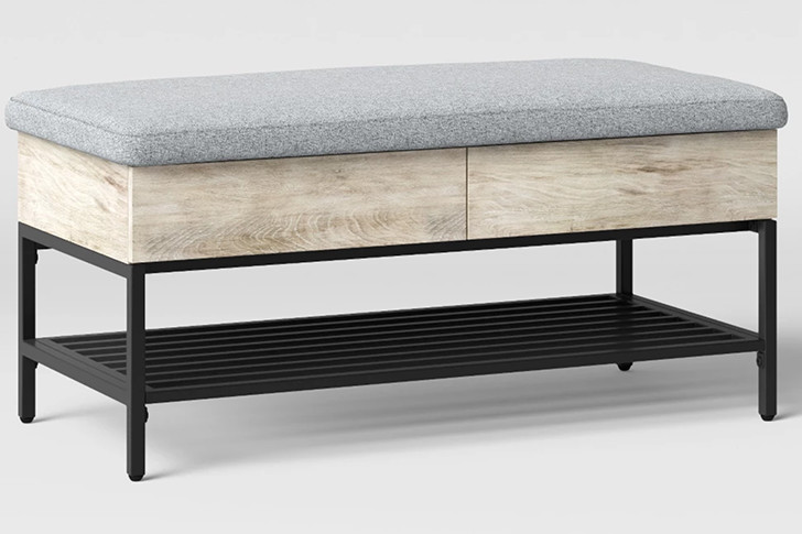 Bench It - Essential Furniture Pieces That Are Perfect For Small Spaces - Lonny