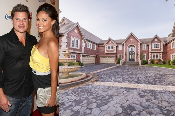 Explore Nick And Vanessa Minnillo Lachey's New $4 Million Home