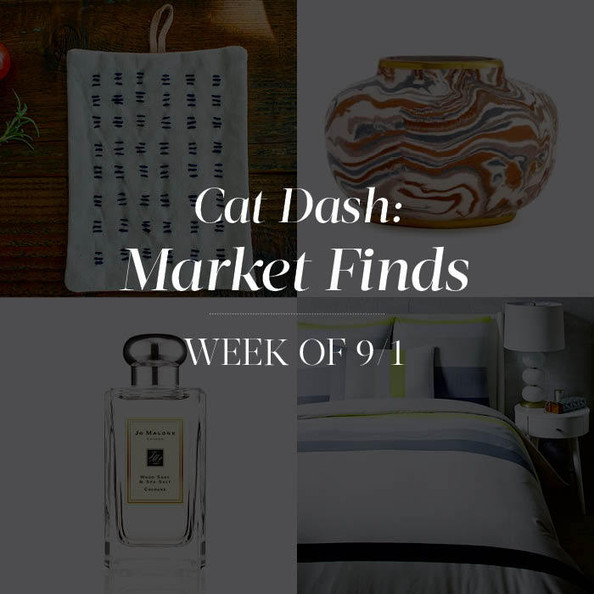 Market Finds: Week of September 1, 2014