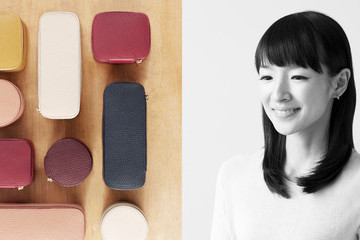 Marie Kondo's Very First Collaboration Is Here