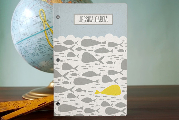 Great Big Sea Journal by Ben and Kelsey Clanton for Minted