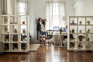 Office Makeover: A New Look for The Of A Kind Loft