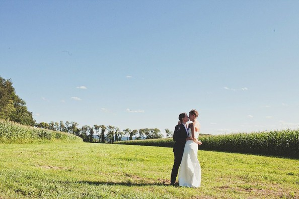 More to Love: A Country Wedding From the June 2013 Issue