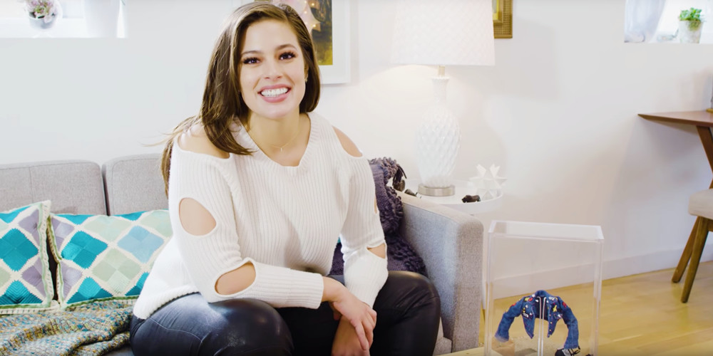 Tour Ashley Graham's Brooklyn Home With Vogue