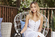 Jamie Chung's Amazing Back Patio