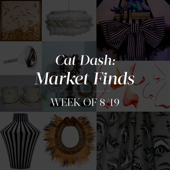 Market Finds: Week of August 19th