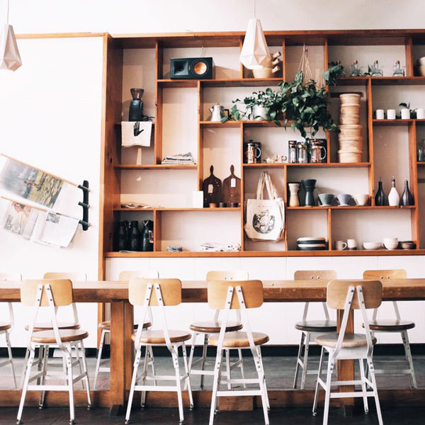 The Coolest Design-y Coffee Shops In The U.S.