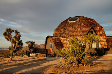 Corey Lynn Calter's Desert Dome House Is Filled With Technicolor Treasures