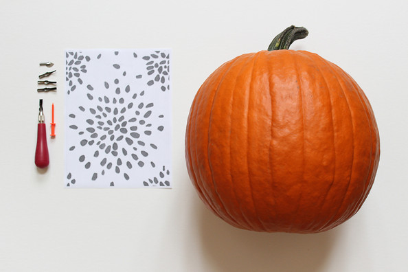 What you ll need diy halloween designer pumpkin carvings lonny