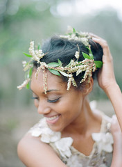 Three Fresh Floral Accessory Ideas For Your Wedding