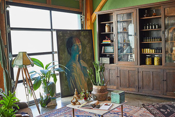 We're Absolutely Spellbound By This Herbalist's Nashville Stone House