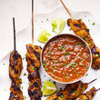 Upgrade: Chicken Satay With Peanut Sauce