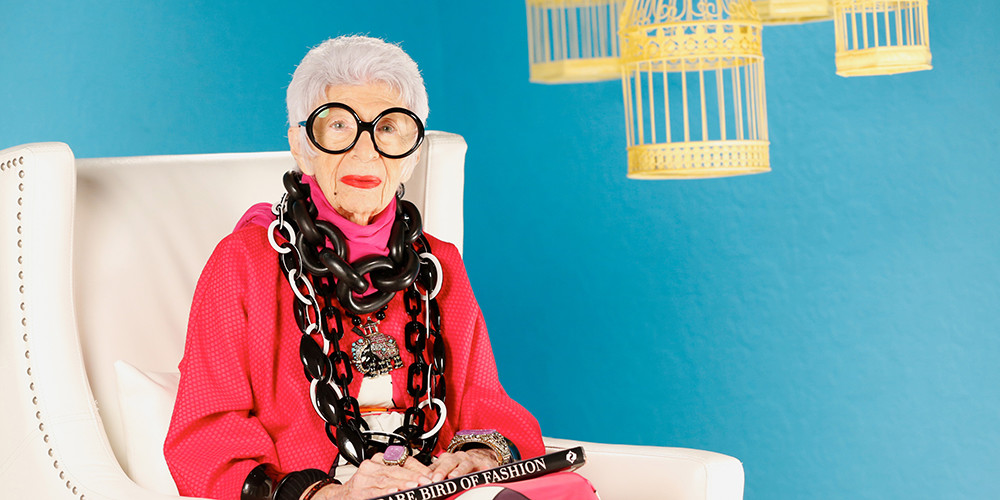 Take A Peek At Iris Apfel's Brand New Home Collection