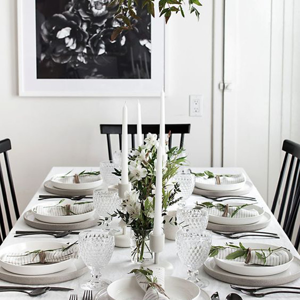 Thanksgiving Day Tables That Are #Goals