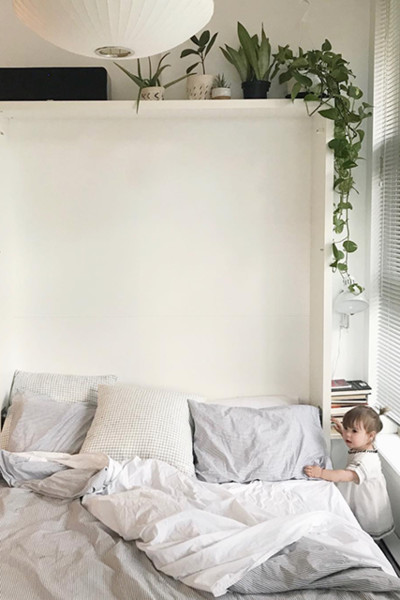 A Wall Bed