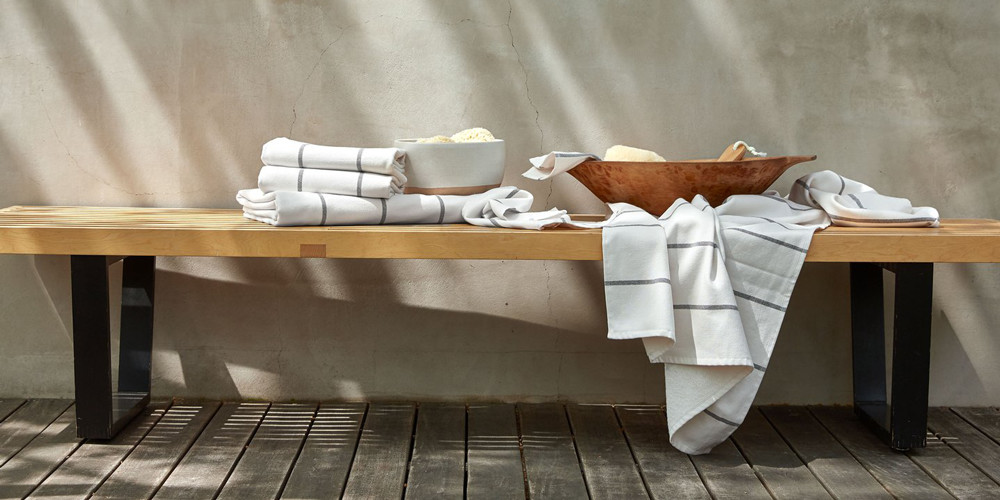 Parachute's New Linens Will Elevate Your Bathroom Instantly